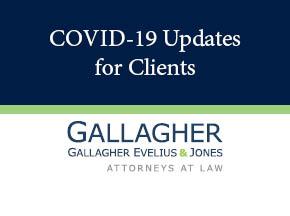 COVID Updates gejlaw.com